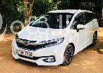 Honda Fit Shuttle in Matara