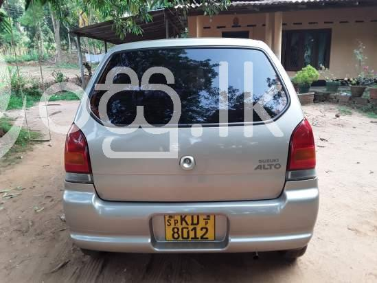 Suzuki Alto Japan For Sale Gampaha