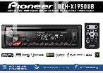 Pioneer DEH-X1950UB Mp3 Player in Nugegoda