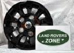 LAND ROVER DEFENDER SAWTOOTH ALLOYS. in Kelaniya