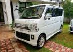 Suzuki EVERY WAGON TURBO 2015 in Kadawatha
