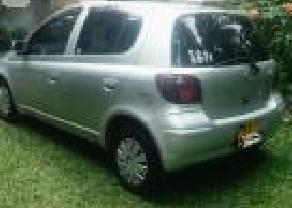 Toyota Vitz 2002 in Wadduwa
