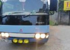 Bus for hire fuso 29 seater in Kaduwela