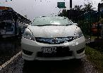 Honda Fit Shuttle in Balapitiya