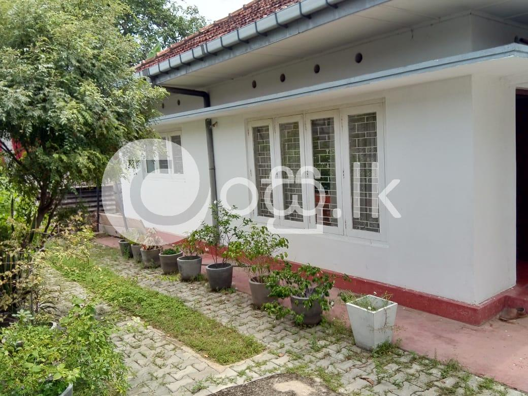 Land with House for Sale in Dehiwala Houses in Dehiwala