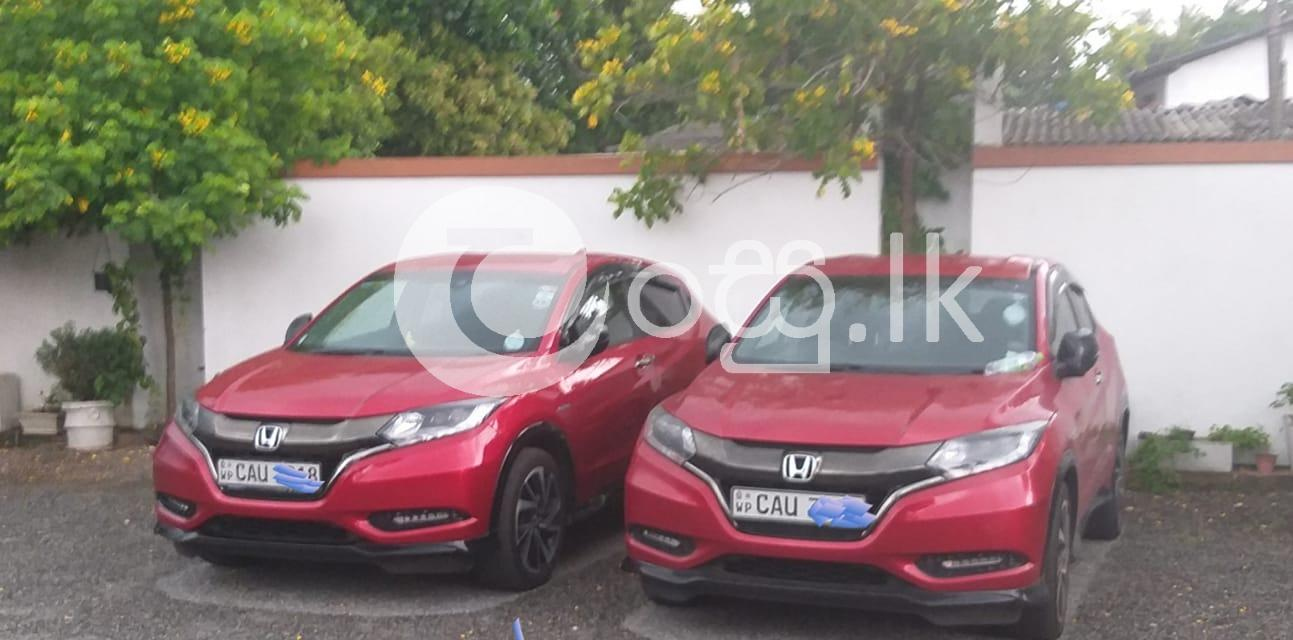 Honda Vezel RS 2017 (2 Vehicles ) Cars in Nugegoda
