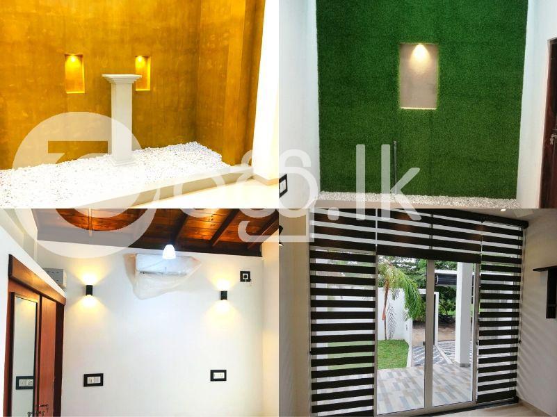 Brand New 3 BR LAKE VIEW Two Storied Luxury House Houses in Kiribathgoda