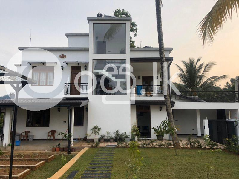 Modern Luxury House  Houses in Pilimatalawa
