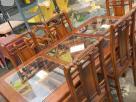 Teak Dinning Table Chairs (DT05) Furniture in Kaduwela