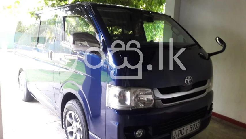 Toyota KDH Super GL 2008 Vans, Buses & Lorries in Ambalangoda