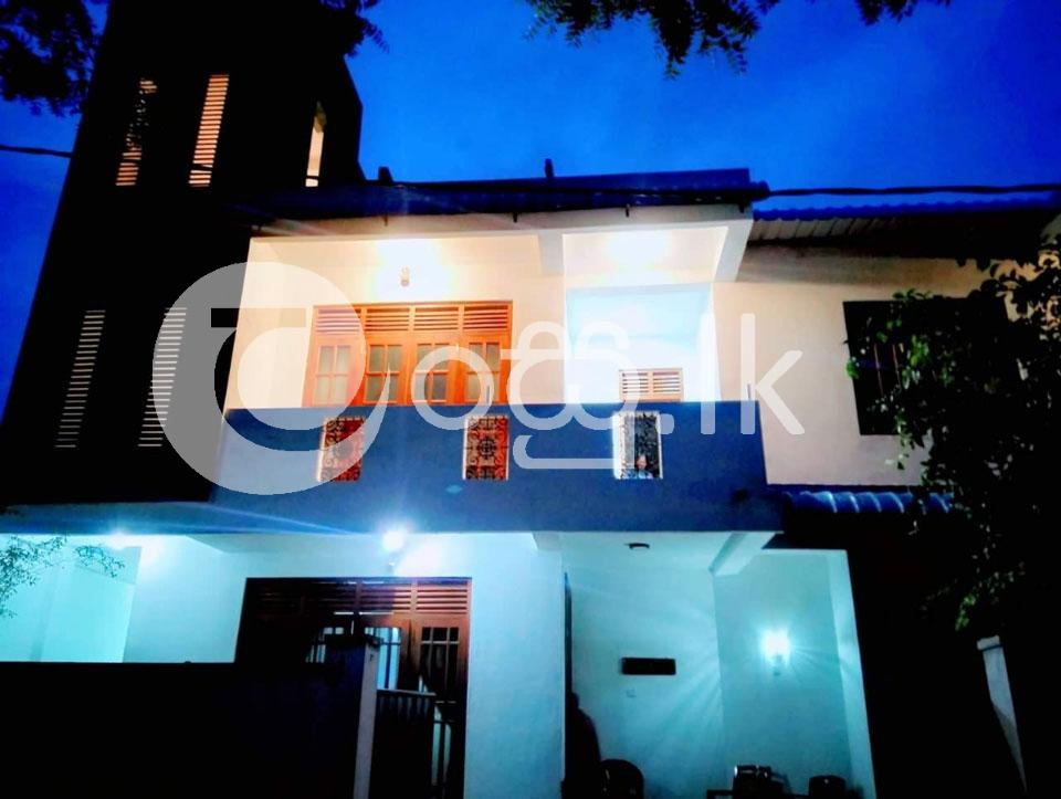 Beautifully Designed Brand New Two Storied House for Sale in Panadura Houses in Panadura