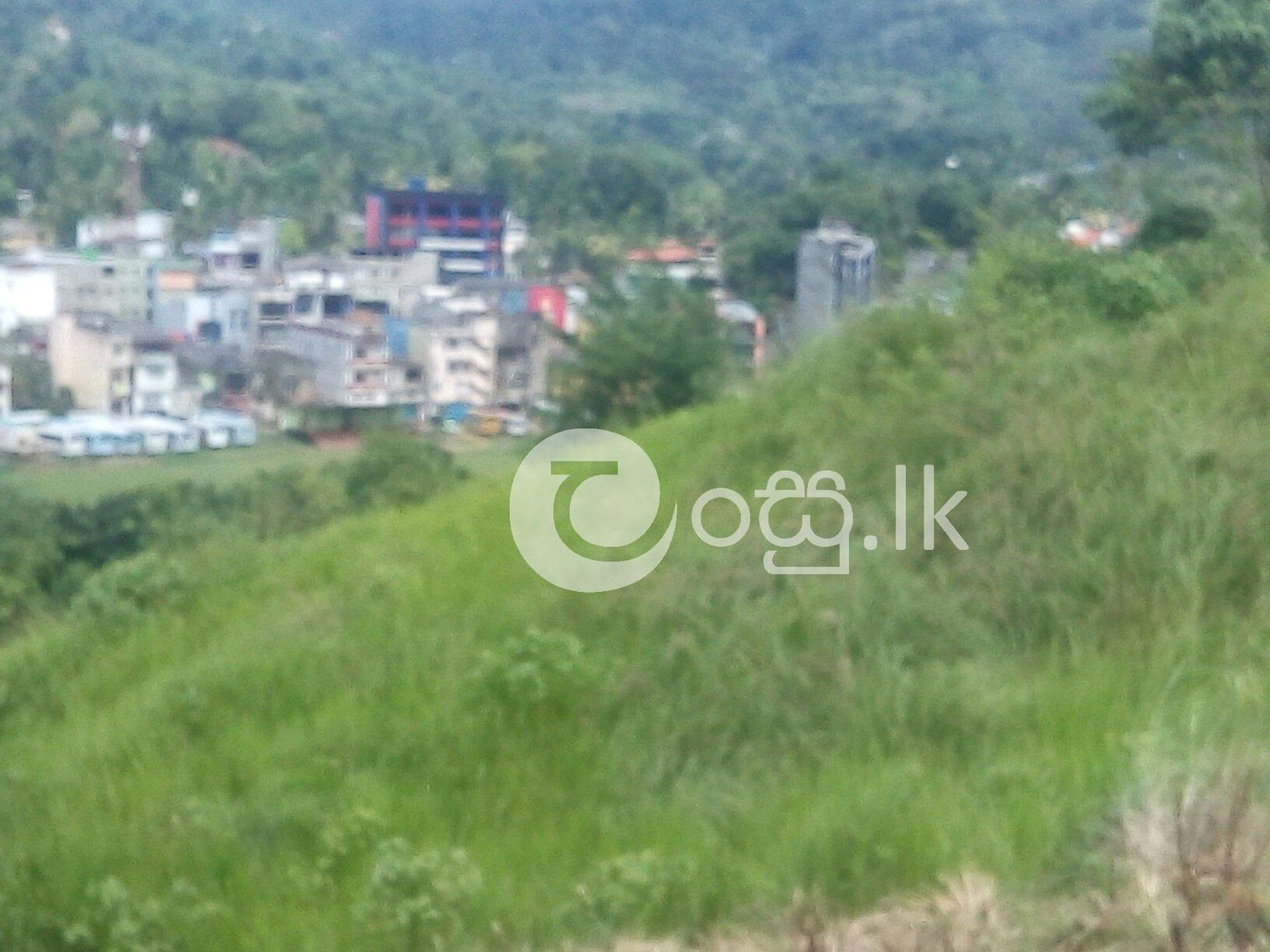 Bare Land for Sale in   Balangoda Land in Balangoda