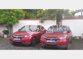 Honda Vezel RS 2017 (2 Vehicles ) in Nugegoda