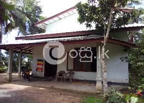 House with Land in Ambalangoda
