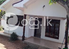 House with Land in Gampaha