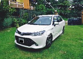 Toyota Axio WXB 2017 in Ambalangoda
