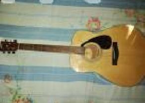 Yamaha acoustic guitar f370 in Akuressa