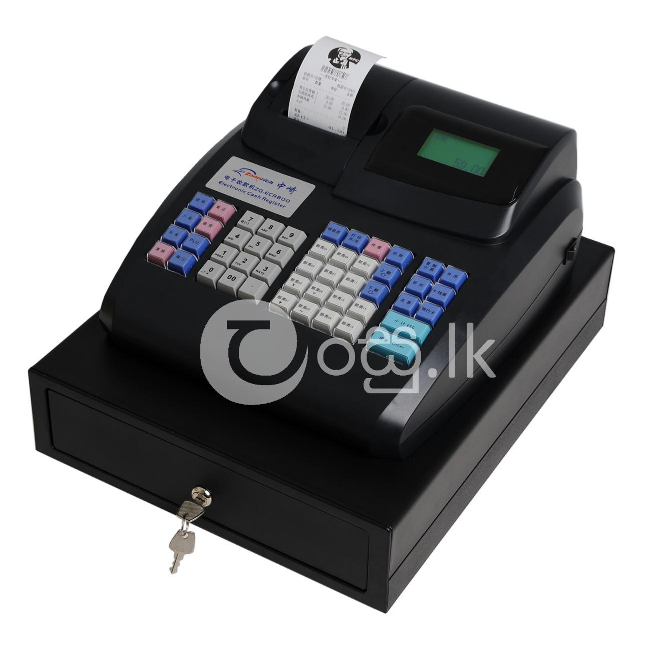 Cash Register Machine in Mount Lavinia