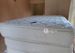 World class  Beautyrest  luxury Pillow top mattresses from Canada. in Angoda