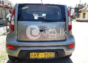 Kia soul Mini SUV 2011 in Balapitiya