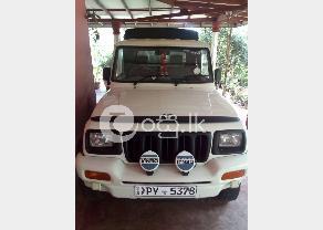 Mahindra Bolero Truck Sale in Benthota