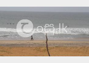 Beach front land for sale in Dehiwala