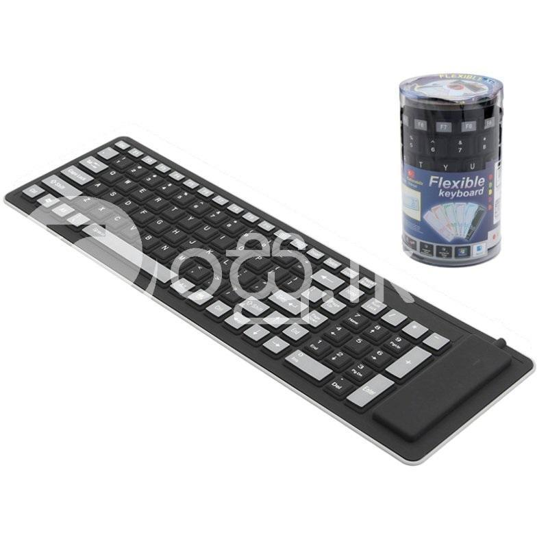 Flexible Keyboard  Computer Accessories in Colombo 15