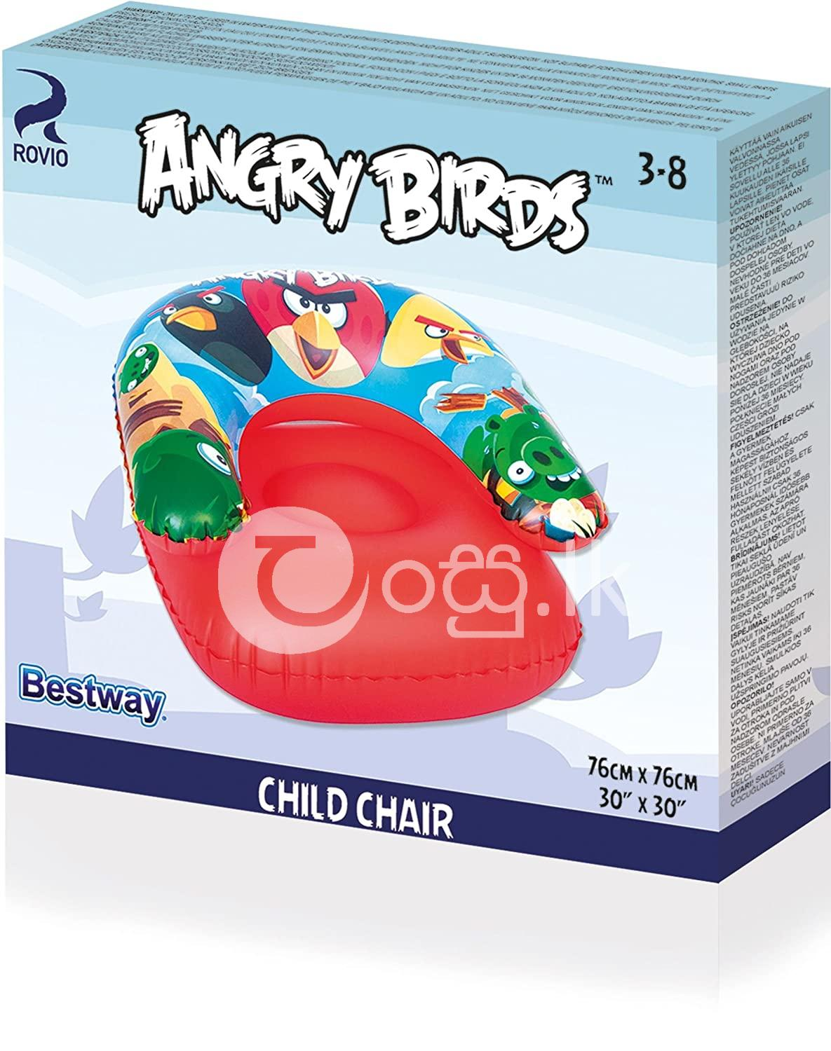 Angry Bird Child Chair Children items in Colombo 15