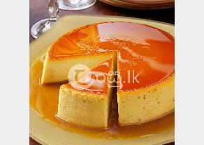Cream Caramel in Boralesgamuwa