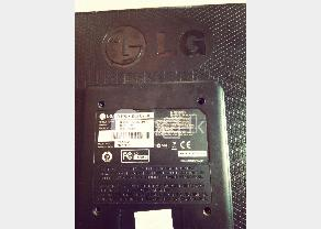 LCD monitor  LG brand 19 inch