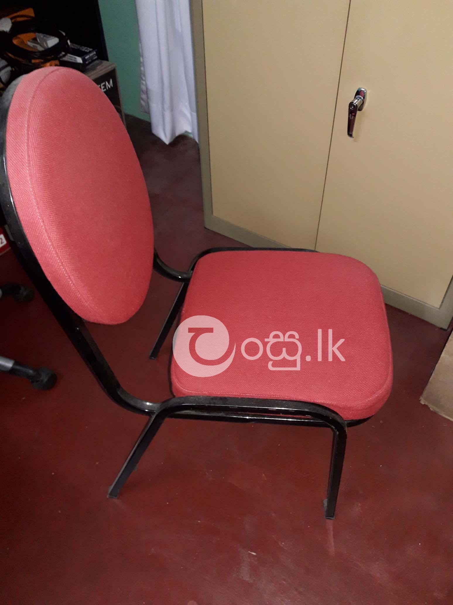 Damro Steel Chair Furniture in Ja Ela