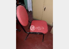 Damro Steel Chair in Ja Ela