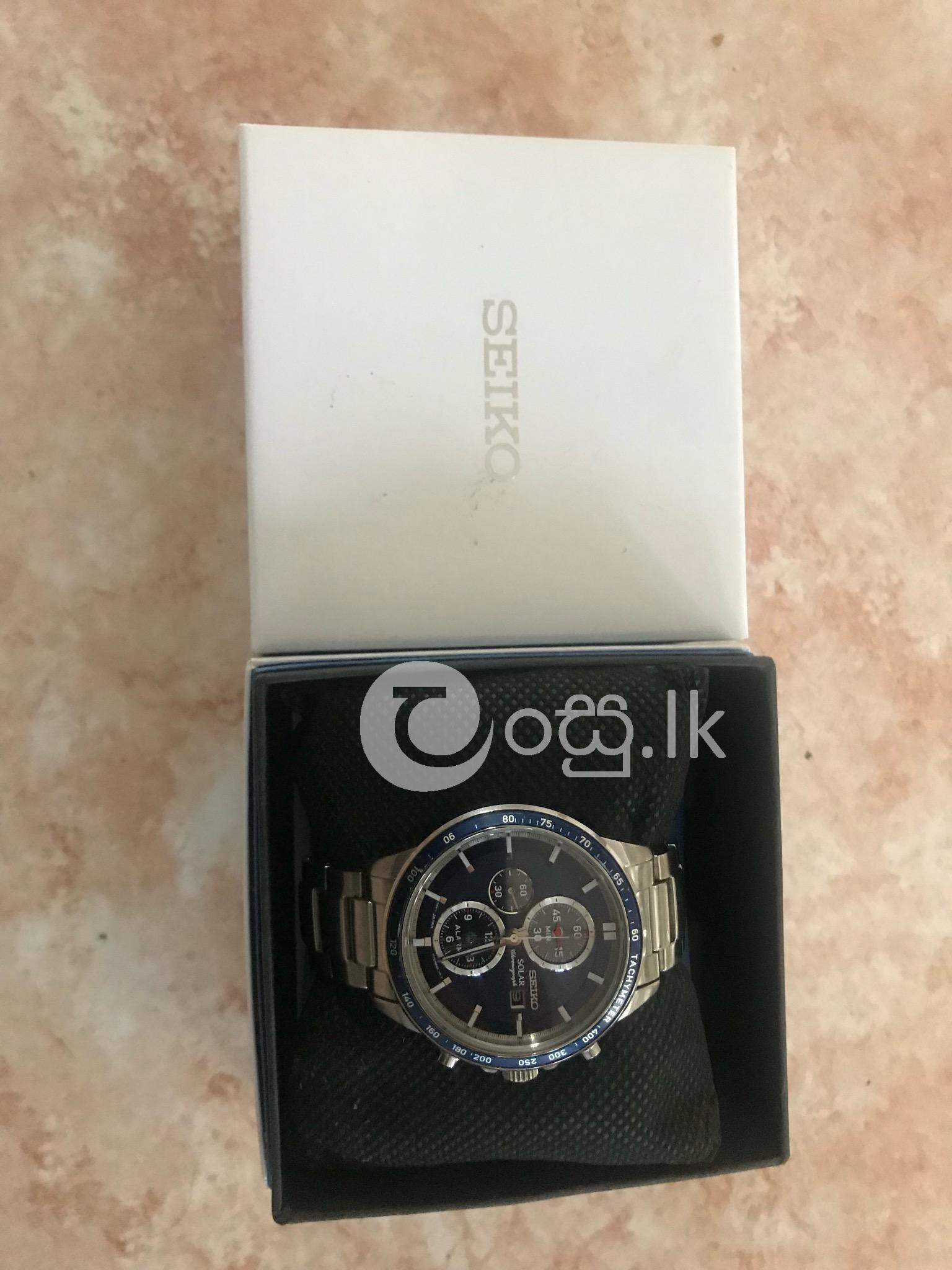 Seiko original watch  in Nugegoda