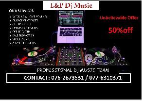 DJ MUSIC in Padukka