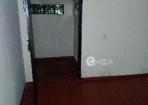 Downstairs annex for rent in Pannipitiya