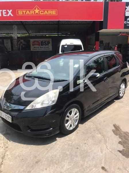 Honda Fit Shuttel Cars in Aluthgama