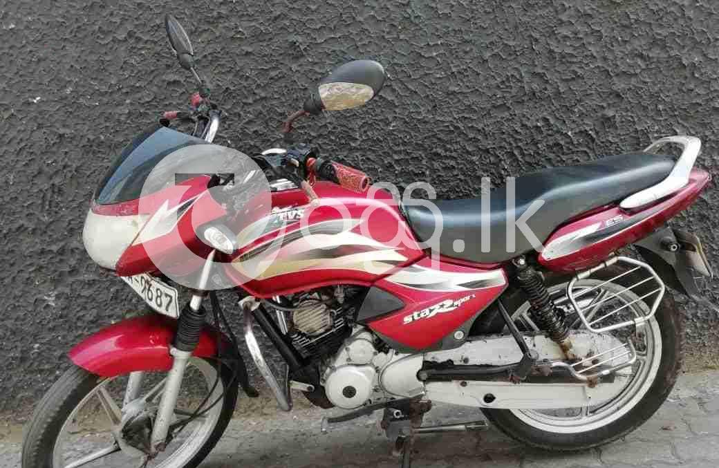 TVS STAR SPORT Motorbikes & Scooters in Nugegoda