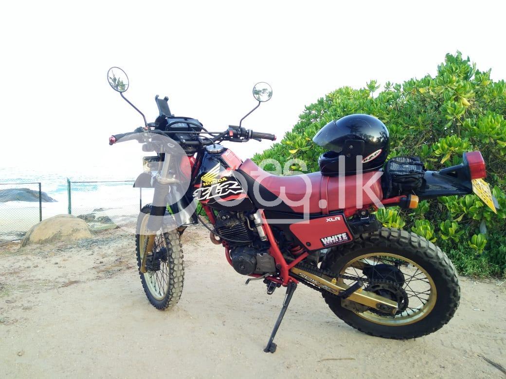 Honda XLR 2002 Motorbikes & Scooters in Ambalangoda