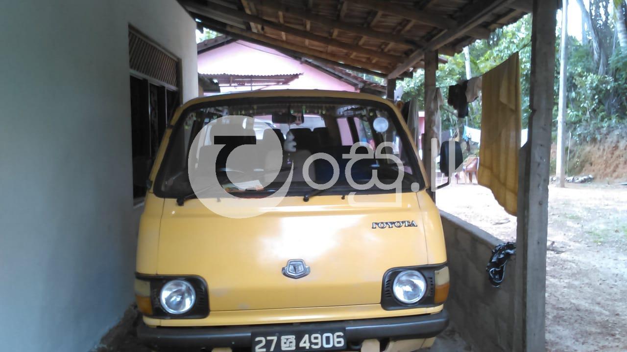 Toyota LH 30 1986 Vans, Buses & Lorries in Kadawatha