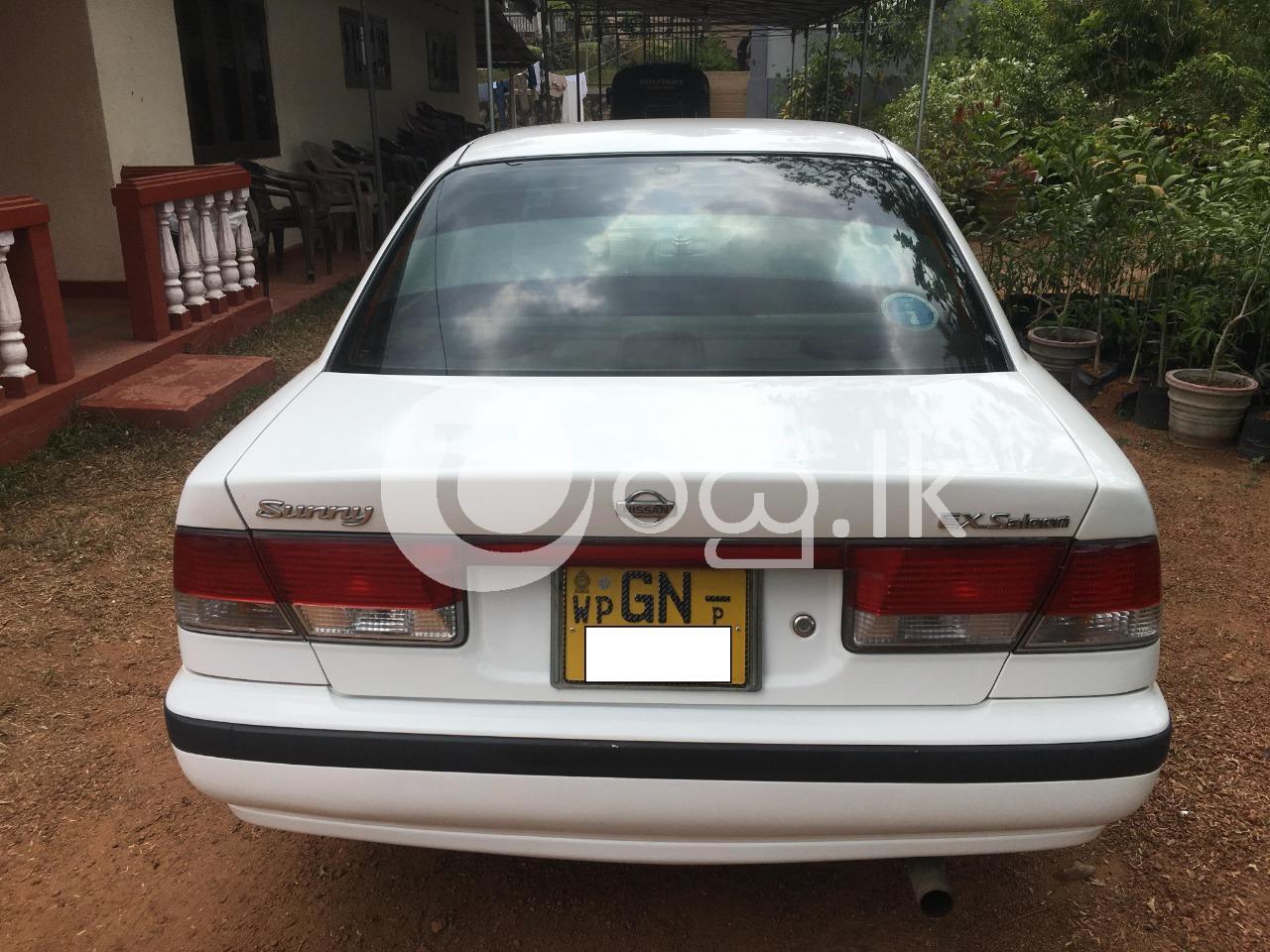 Nissan Sunny FB15 1998 Cars in Gampaha