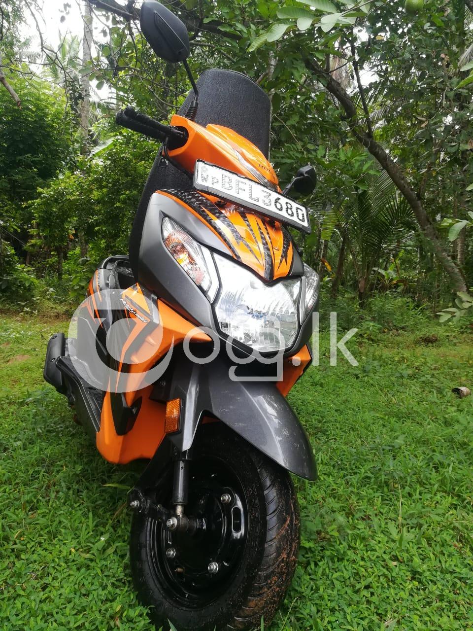 Honda Dio 2017 Motorbikes & Scooters in Delgoda
