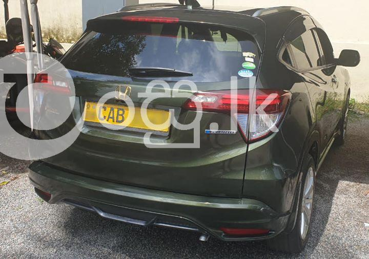 Honda Vezel For Sale Cars in Pannipitiya