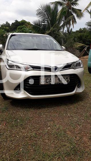 Toyota Axio Cars in Pannipitiya