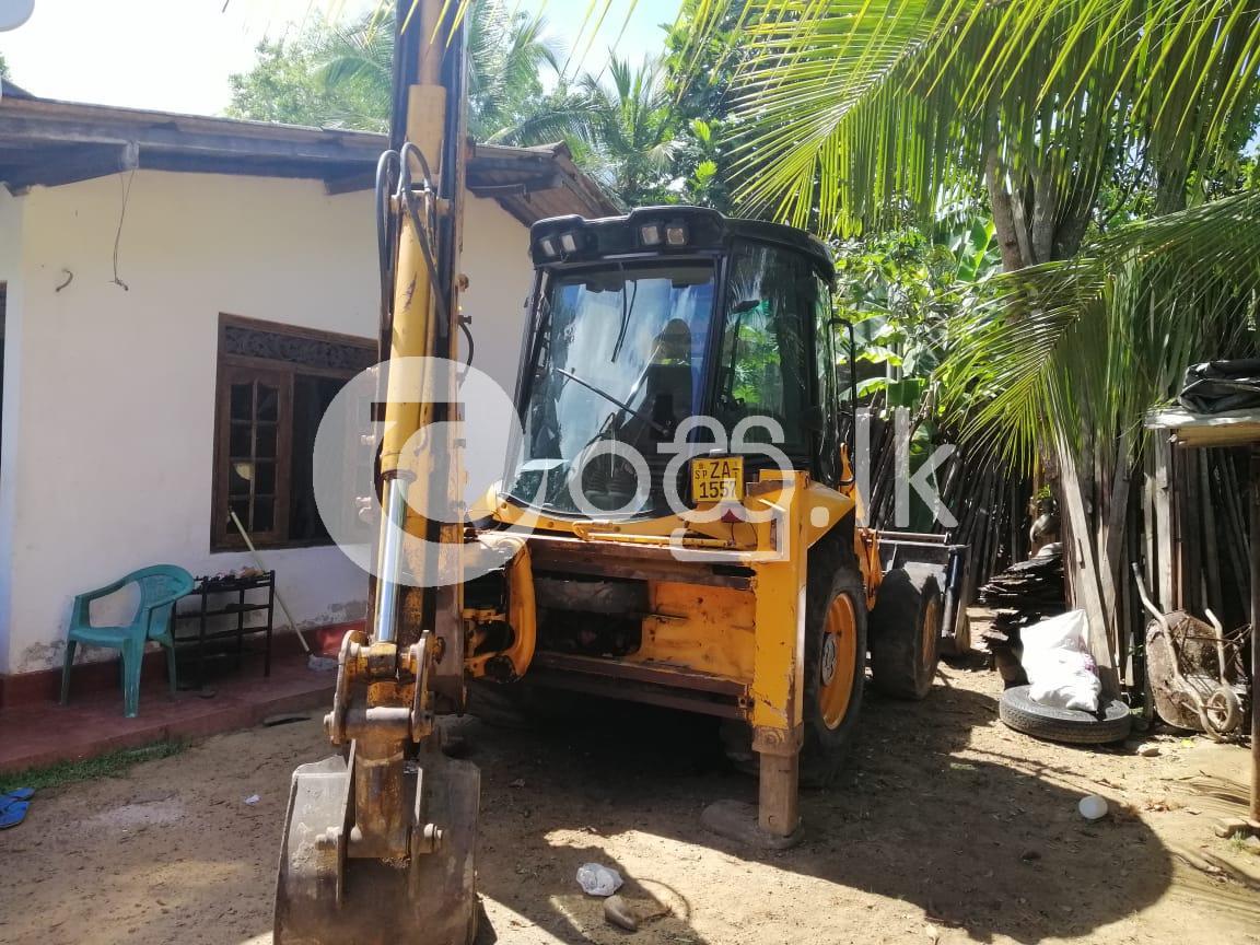 Jcb 3cx 2002 Heavy Machinery & Tractors in Ambalangoda