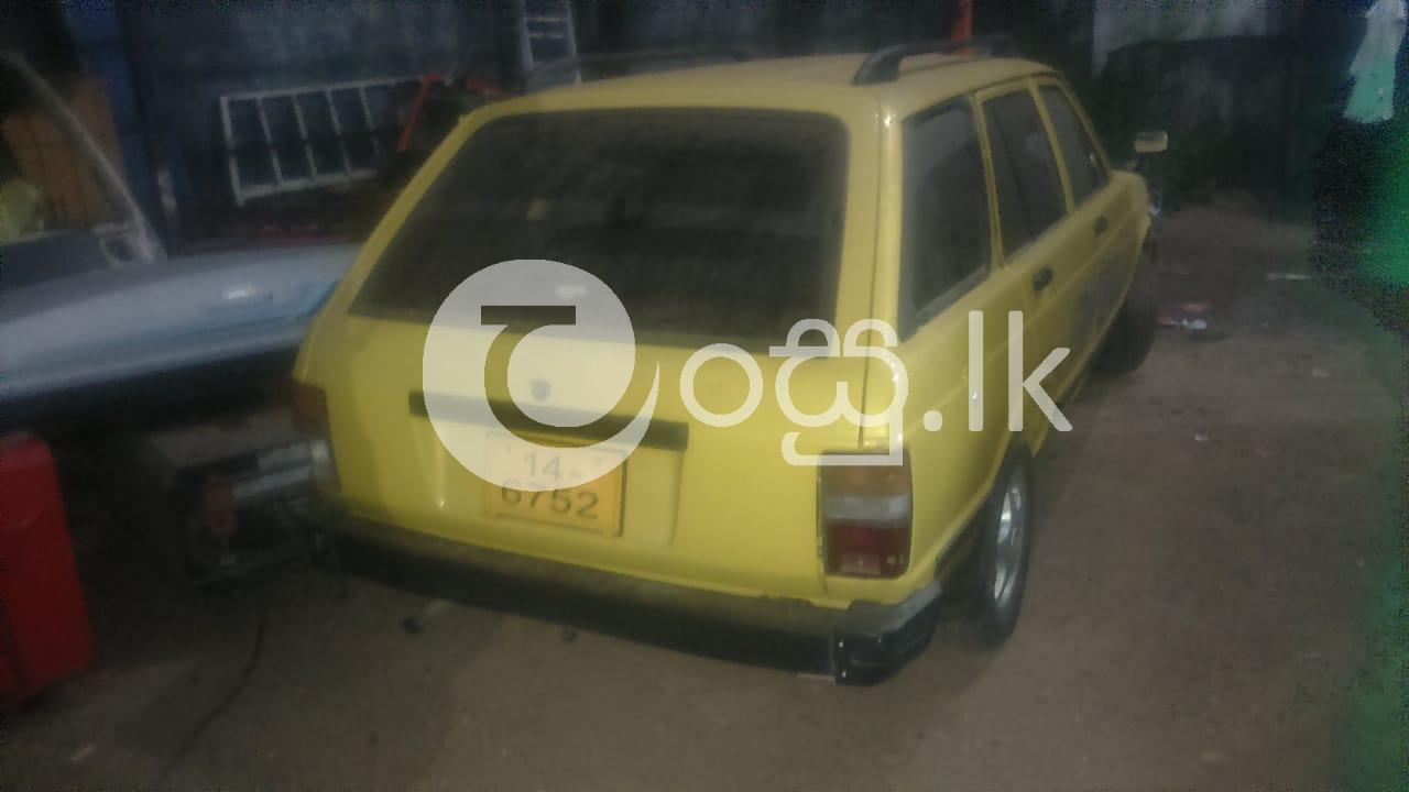 Toyota DX Wagon 1983 Cars in Delgoda