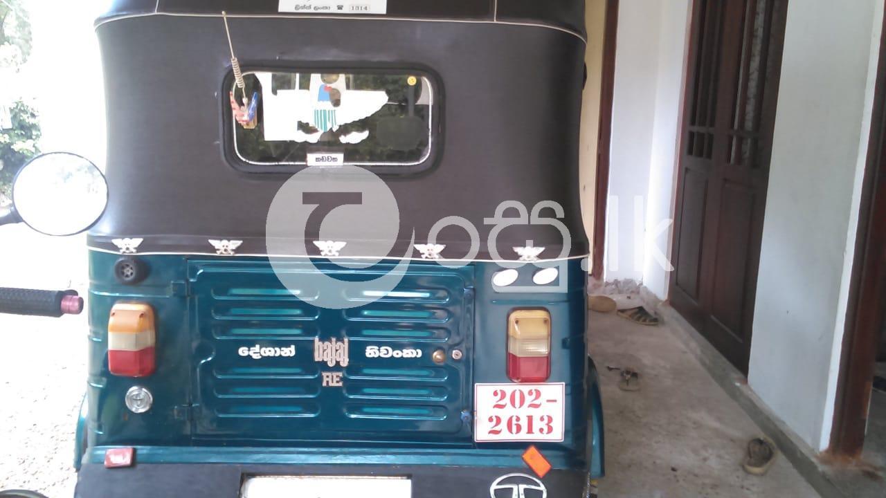 Bajaj 2stroke Threewheel 1995 Three Wheelers in Kadawatha