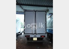 JAC fullbody 2016 lorry in Delgoda