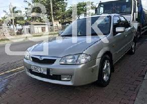 Mazda Familia 323 in Moratuwa
