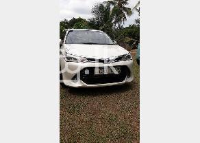 Toyota Axio in Pannipitiya