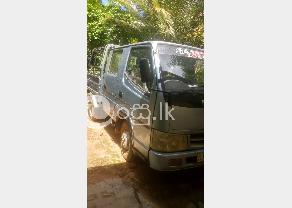 Faw crew cab in Kandy